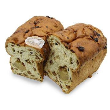 Afbeeldingen van Krentenbrood met spijs