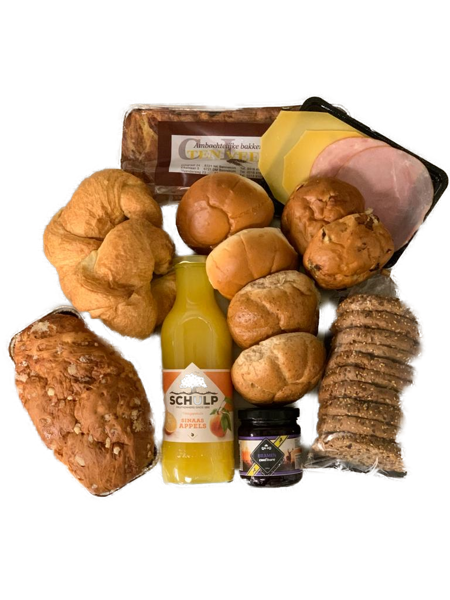 Afbeelding van ontbijtpakket 2 personen