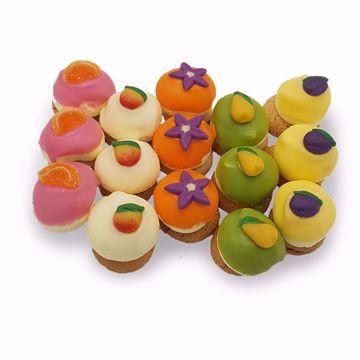 Afbeeldingen van Doosje luxe koekjes