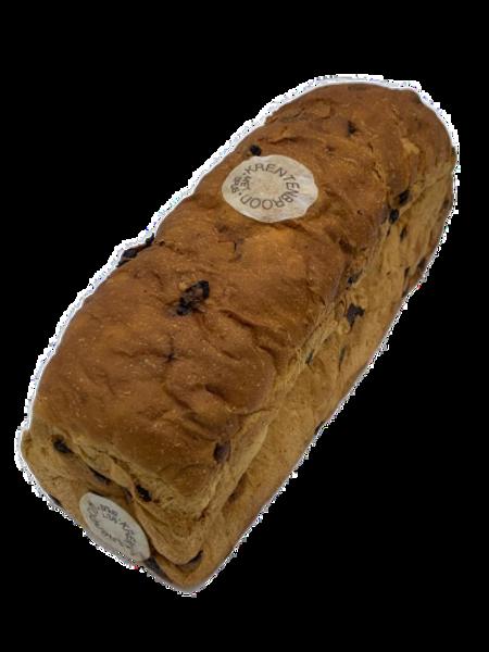 Afbeelding van Rozijnenbrood met spijs
