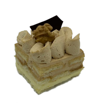 Afbeeldingen van Mokka gebak