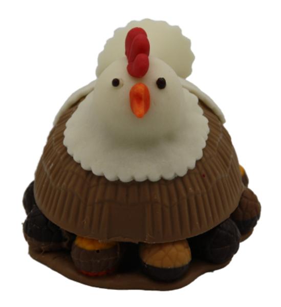 Afbeelding van Witte kip groot